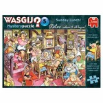 WASGIJ Retro Mystery 5 - Sunday Lunch - 1000pc