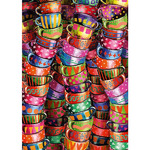 Colourful Cups - 500pc