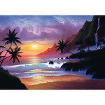Heavenly Bay - John Rattenbury - 1000pc