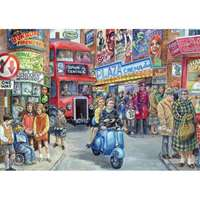 Life in the City - 1000pc