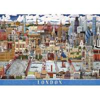 London Skyline - 1000pc