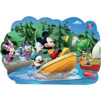 Mickey Mouse - 15-piece Shaped Puzzle