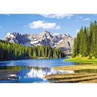 Misurina Lake, Italy - 3000pc
