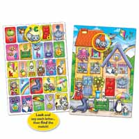 Orchard Toys - Look and Find - Alphabet