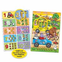 Orchard Toys - Look And Find - Number