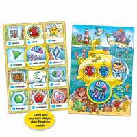 Orchard Toys - Look and Find Shapes - 2 x 12pc