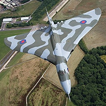 Vulcan Fly Past