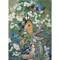 RSPB - The Bird House - 1000pc