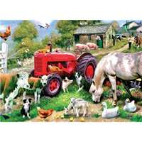 Meadow Farm - 1000pc