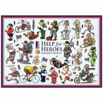 Help for Heroes - Bears - 1000pc