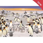 Penguin Party - 1000pc