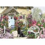 Cottage Garden - 1000pc