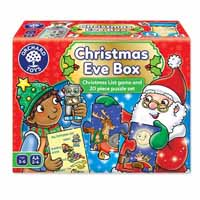 Christmas Eve Box - Shopping List Game and 20pc