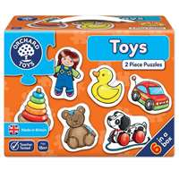 Toys - 2 Piece Jigsaws