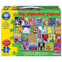 Big Alphabet - 26pc