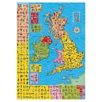 Great Britain & Ireland Map