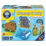 ORCHARD TOYS - Mummy and Baby - 6 x 2pc