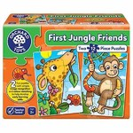 First Jungle Friends - 2 x 12pc