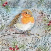Midnight Robin - 1000pc