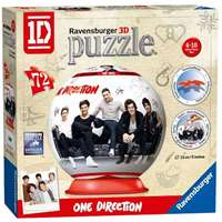 One Direction PuzzleBall Couch