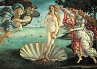Botticelli - The Birth of Venus - 1000pc