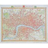London Map - 1000pc