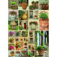 Flower Pots - 1000pc