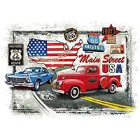 Old Route 66 - 1000pc