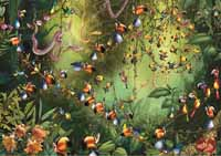 Jungle Birds - Toucans - 1000pc
