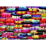 Colourful Umbrellas - 1000pc