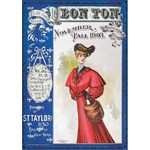 Bon Ton Magazine Cover 1903 - 1000pc