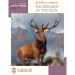 Sir Edwin Landseer - The Monarch of the Glen - 1000pc