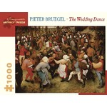 Pieter Bruegel the Elder - The Wedding Dance - 1000pc