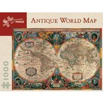 Antique World Map - Henricus Hondius - 1000pc