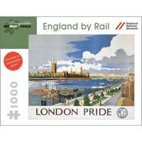england by rail - london pride