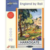 england by rail - harrogate