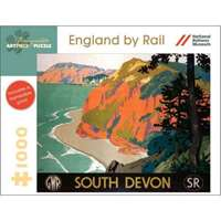 england by rail - south devon