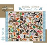 Charley Harper - The Tree of Life - 500pc
