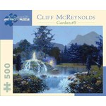 Cliff McReynolds - Garden 5 - 500pc