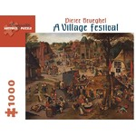 Pieter Bruegel the Younger - A Village Festival - 1000pc