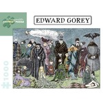 Edward Gorey - 1000pc