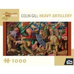 Colin Gill - Heavy Artillery - 1000pc