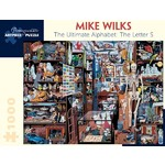 Mike Wilks - Ultimate Alphabet - The Letter S - 1000pc
