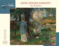 John Sargent - The Sketchers - 1000pc