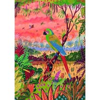 Great Green Macaw - 1000pc
