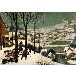 Pieter Bruegel - Hunters in the Snow - 1000pc