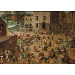 Pieter Bruegel - Childrens Games - 1000pc