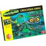 crocodile smile - glow in dark