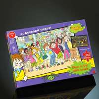 Horrid Henry - Glow in the Dark - Classroom Chaos - 250pc