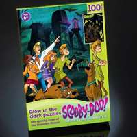 Scooby Doo - Haunted House - 100pc